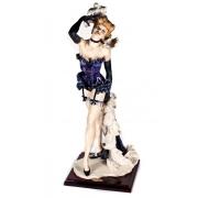 Скульптура «Жаклин» 50см (серия Кабаре)