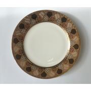 Набор закусочных тарелок «Магия» на 6 персон