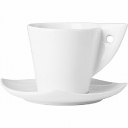 Блюдце чайн. «Элегант» d=14см фарфор