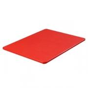 Доска раздел.; H=19,L=457,B=305мм; красный