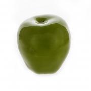Декоративный фрукт «Яблоко» 6x6см.