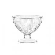 Креманка «Даймонд», стекло, 220мл, D=102,H=86мм, прозр.