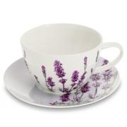 Пара чайная для завтрака 1 перс 2 пр Лаванда