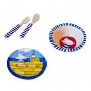 Детский набор посуды Lurch