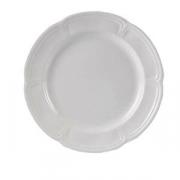 Тарелка мелкая «Торино вайт», фарфор, D=30см, белый