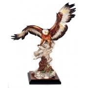 Скульптура «Соколиная охота» 28см