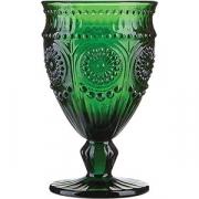 Бокал для вина D=85, H=140мм; зелен.
