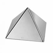 Форма для кондит.изделий «Пирамида» 8х12 см