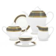 Сервиз чайный, 12 перс, 41 пр, Silver Gold