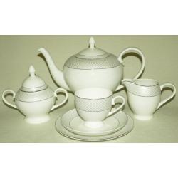 Чайный сервиз «Элеганс» на 12 персон 40 предметов