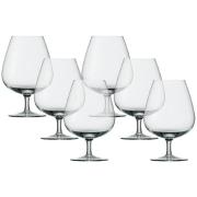 Набор: 6 бокалов для коньяка Grandezza