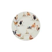 Тарелка суповая Птичий двор