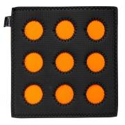 Прихватка-подставка под горячее Оранжевые точки