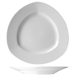 Блюдо треуг «Рита» 32см фарфор