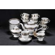 Сервиз для чая на 12 персон Depos Greca Plat