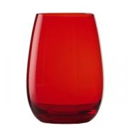 Хайбол, хр.стекло, 470мл, D=87,H=120мм, красный