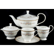 Сервиз чайный 17 пр. на 6 персон «Наслаждение»