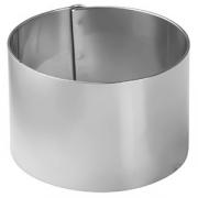 Кольцо кондитерское «Проотель», сталь, D=6,H=4см, металлич.