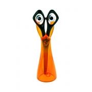 Канцелярские ножницы с держателем «Эдвард» (EDWARD) Koziol высота17см (оранжевый)