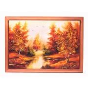 Картина «Осенний берег»