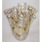 F/820/100 ваза «Бледные розы» 33см