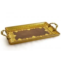 Декоративное блюдо с ручками 22х43 см «Брабант»