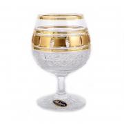 Набор бокалов 250мл 6шт «Золотые окошки PP420»