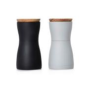 Набор из 2-х мельниц для соли и перца AdHoc, серия TWIN
