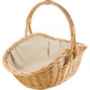 Корзина плетен. для хлеба H=24, L=66, B=40см