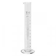 Цилиндр мерн. ГОСТ-1770-74, стекло, 1л, D=65/110,H=445мм, прозр.