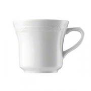 Чашка чайная «Штутгарт», фарфор, 260мл, белый