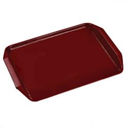 Поднос для Фаст фуд 32.5*45.5см, красный