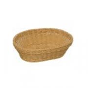Корзина для хлеба овал.плетеная