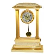 Настольные часы «Damasco Swarowsky Tortora»