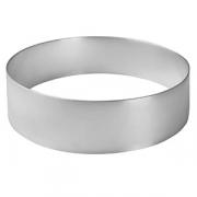 Кольцо кондитерское «Проотель», алюмин., D=18,H=5см, металлич.
