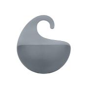 Органайзер/корзина для ванны SURF XS Koziol 53 х 150 х 176мм (антрацит)