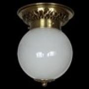 Галогеновый светильник. Цвет: Испанская патина