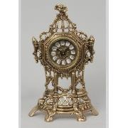 Часы-половинки золотистый 35х22 см.