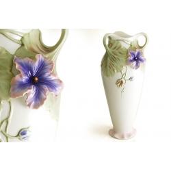Ваза для цветов «Плющ» 31 см