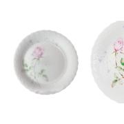 Набор из 6 тарелок Апрельская роза