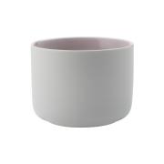 Cахарница-вазочка Оттенки (розовая) без инд.упаковки