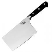 Топорик для рубки мяса «Проф шеф», сталь нерж.,пластик, L=290/165,B=90мм, металлич.,черный