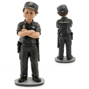 Статуэтка 21 см Полицейский. Мальчик