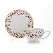 Набор для чая на 6 перс. 12 пред. 170 мл. «Карин 027»