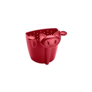 Ситечко для заваривания чая MIMI Koziol, бордовый