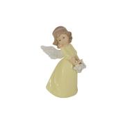 Статуэтка Девочка-ангел с корзинкой