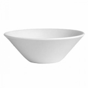 Салатник «Тейст вайт», фарфор, 145мл, D=116,H=40мм, белый