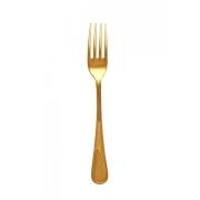Вилка десертная «Impero»золотой