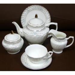 Чайный сервиз «Флоренс» на 6 персон 21 предмет