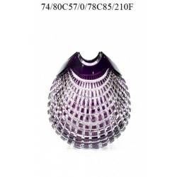 Ваза фиолетовая 210